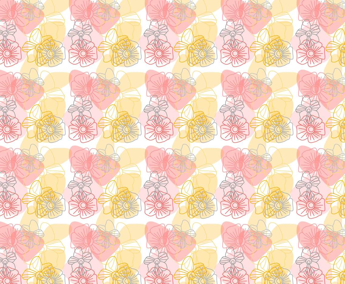 Free Floral Pattern #10