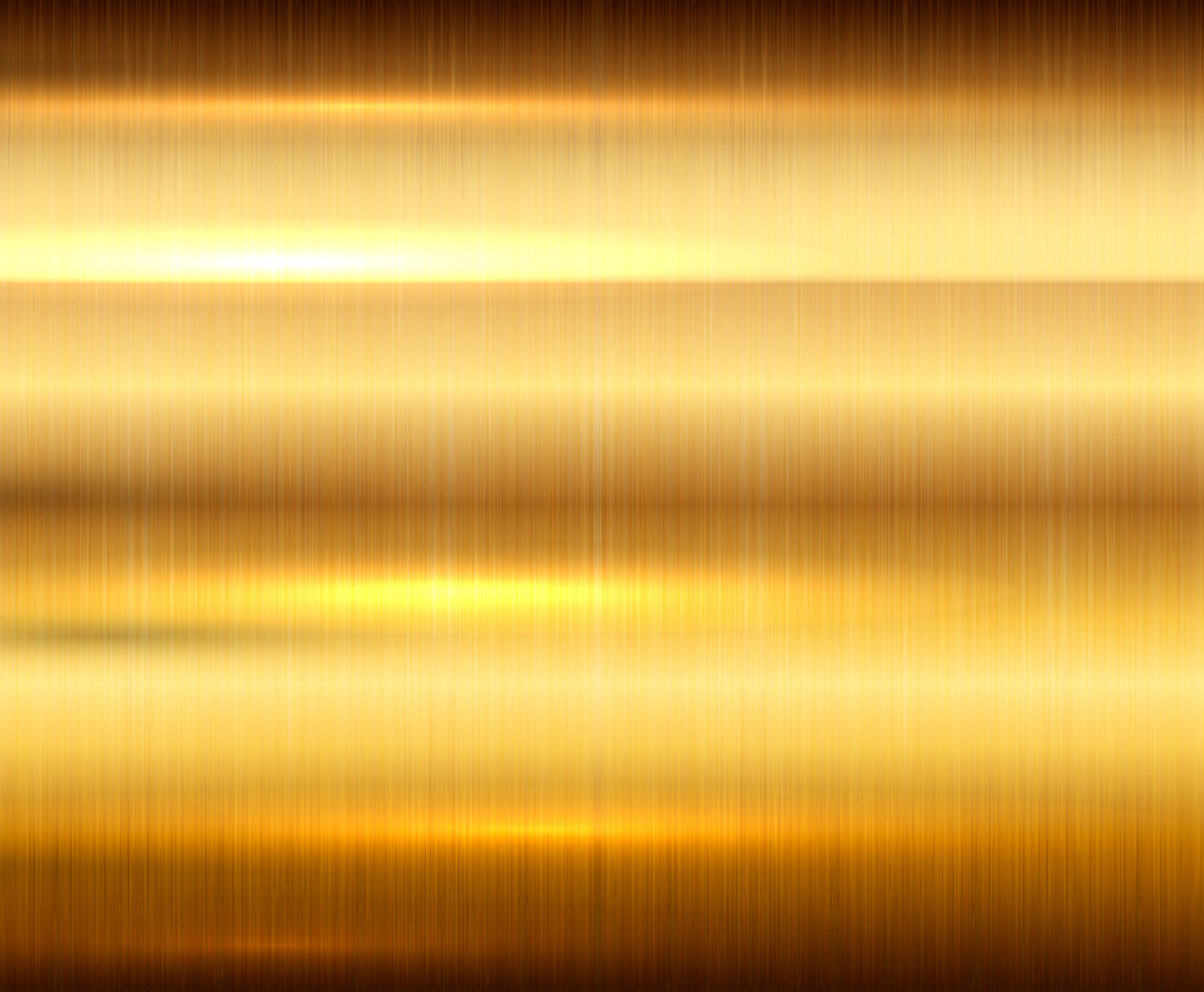 Polished Gold Vector Background