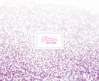 Free Vector Pink Shiny Background With Sparkles And Glitter
