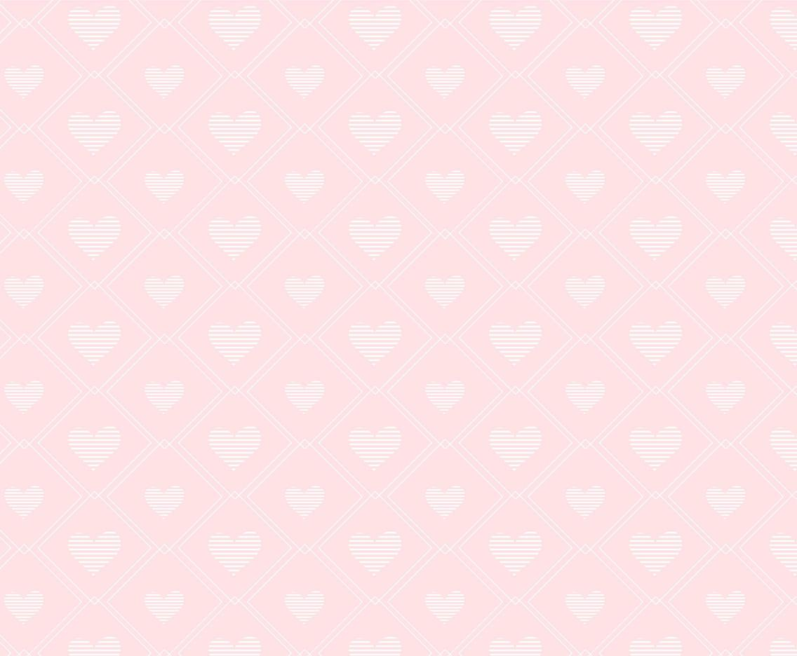 Free Vector Pink Heart Background