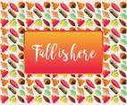 Free Fall Vector Background