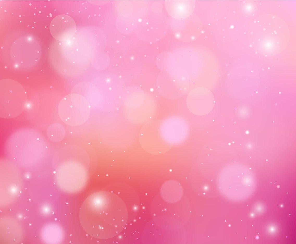 Free Vector Shinny Pink Background With Sparkles