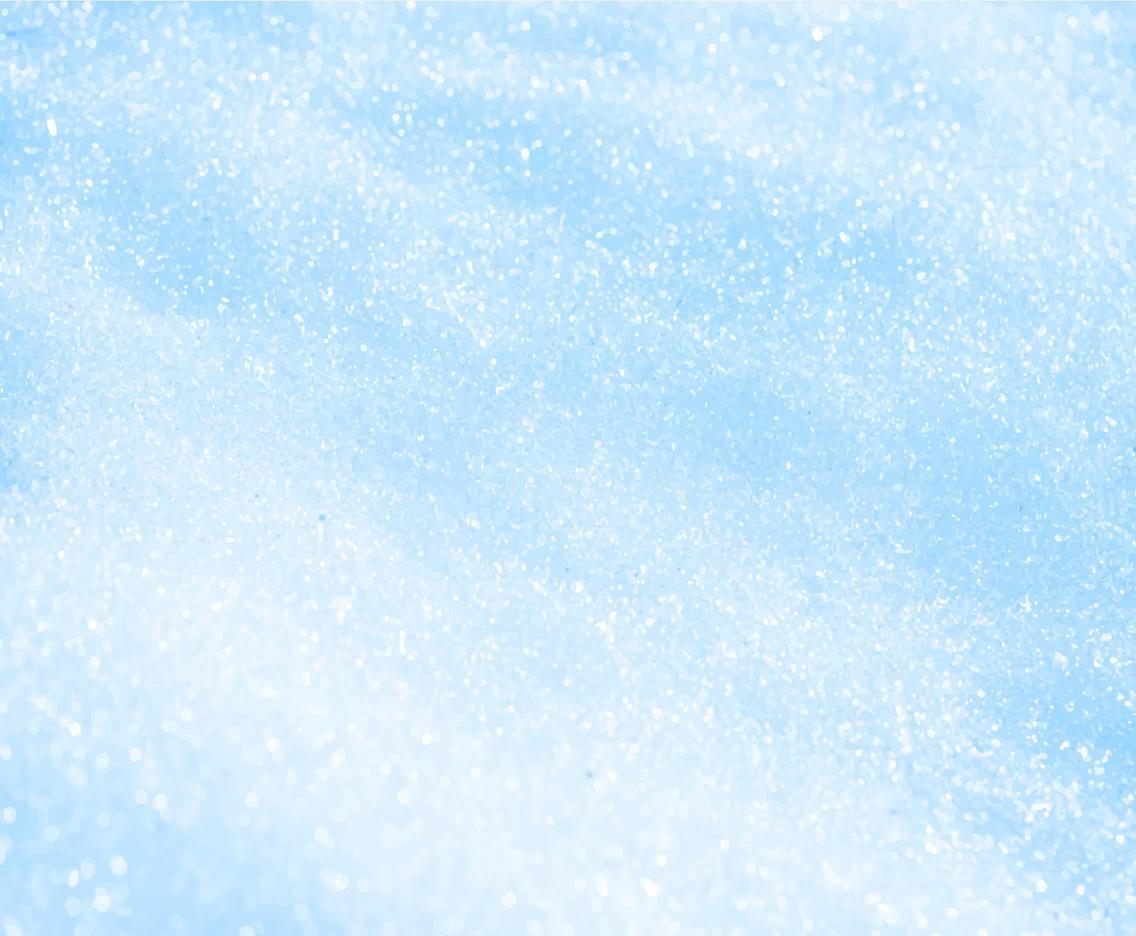 Free Vector Winter Background With Snow