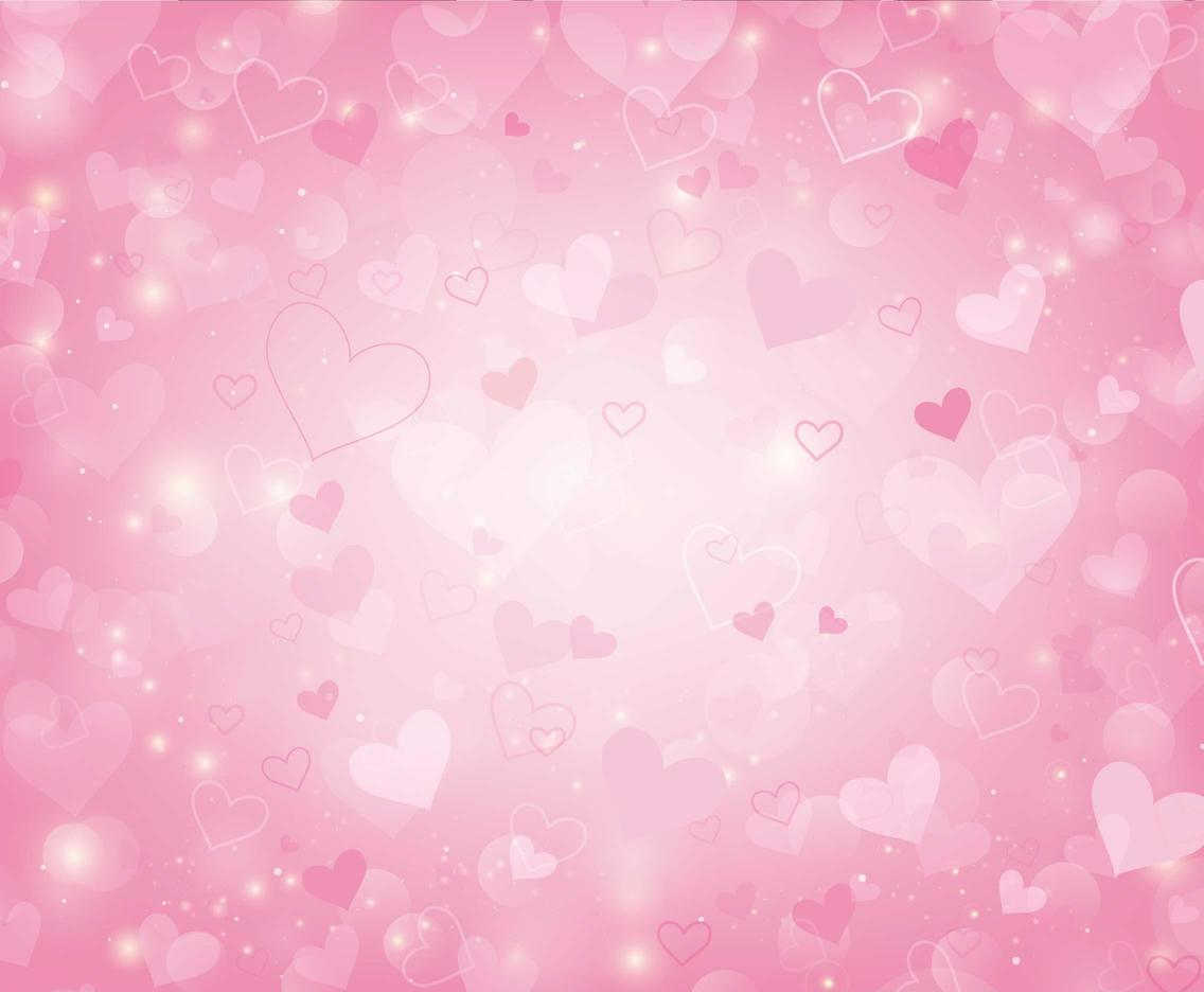 Free Vector Love Background