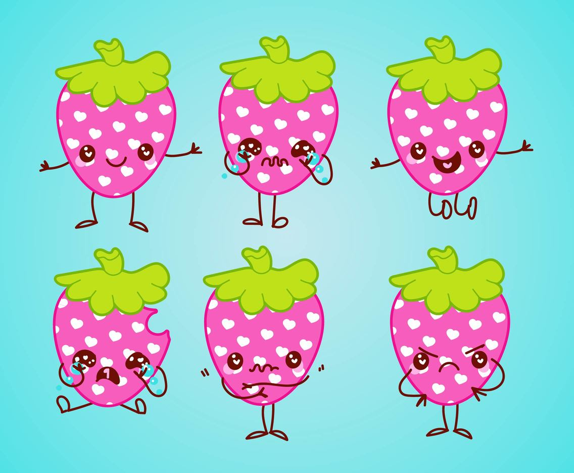 Cute Cartoons Lemons