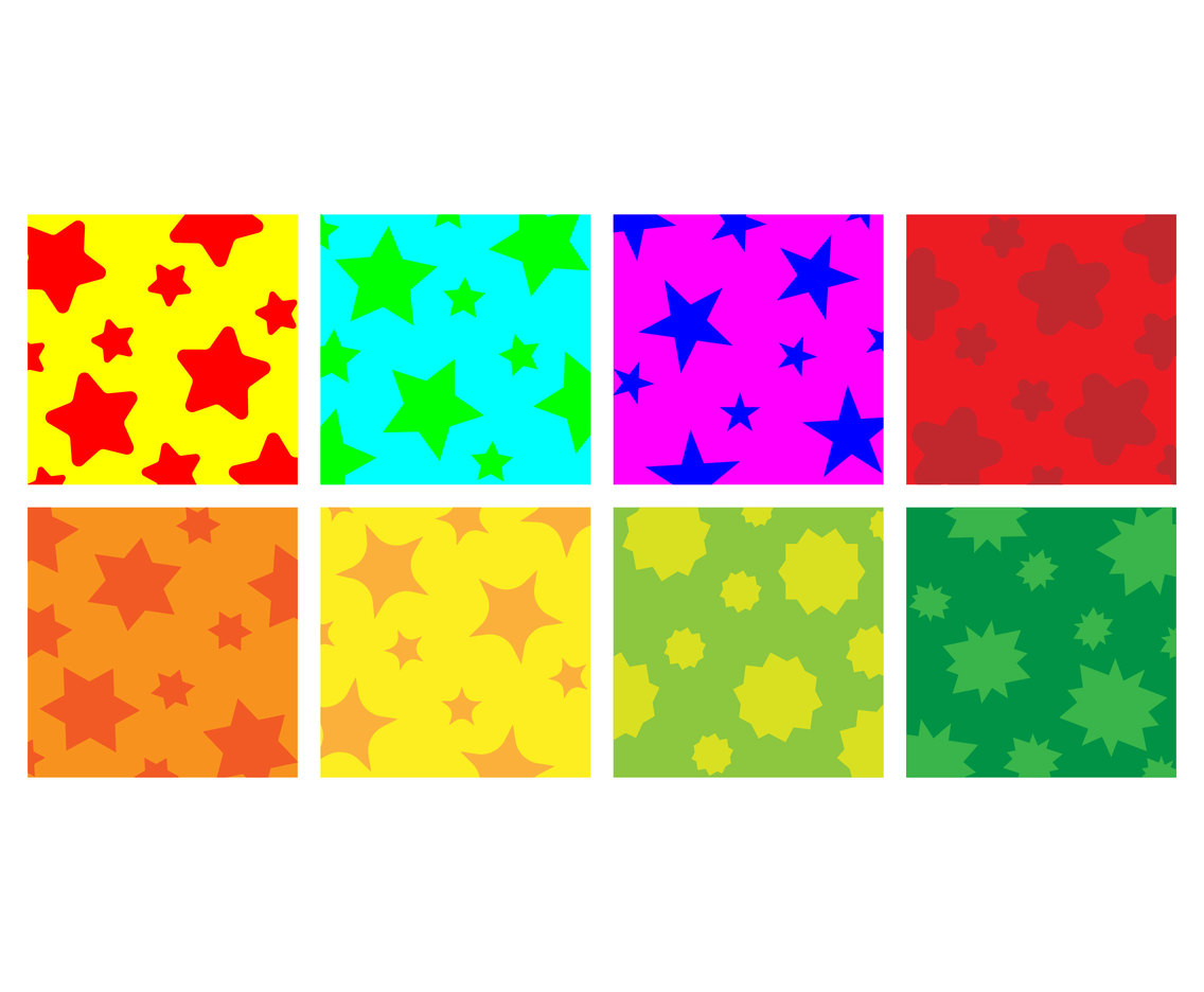 Free Star Background Vector