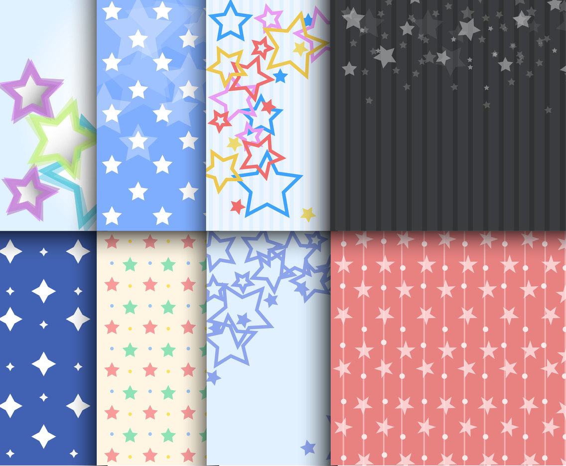 Star Abstract Background