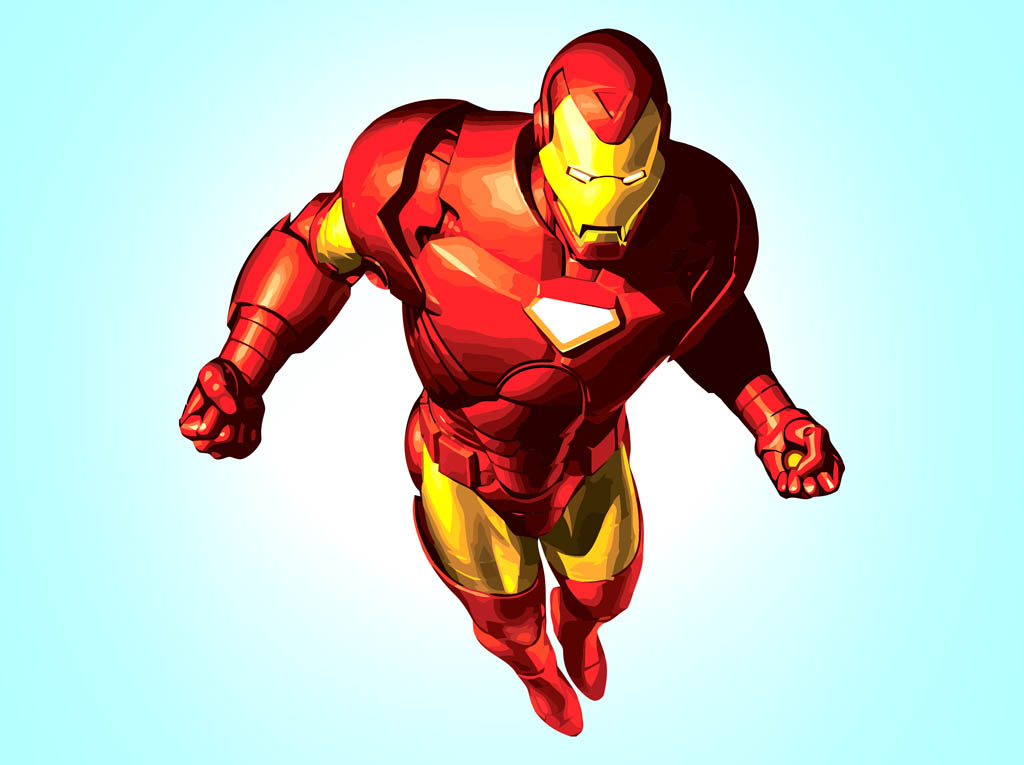 Iron Man Images Free Download: Iron Man Vector Art & Graphics