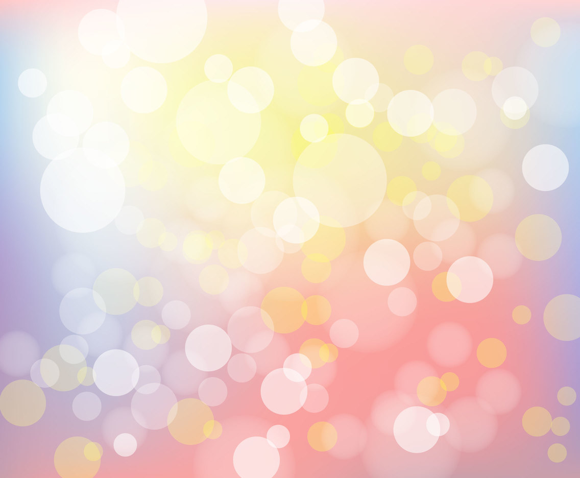 Pastel Sparkle Background Vector