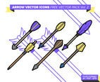Arrow Vector Icon Free Vector Pack Vol. 2