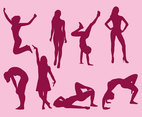 Fun Women Silhouettes