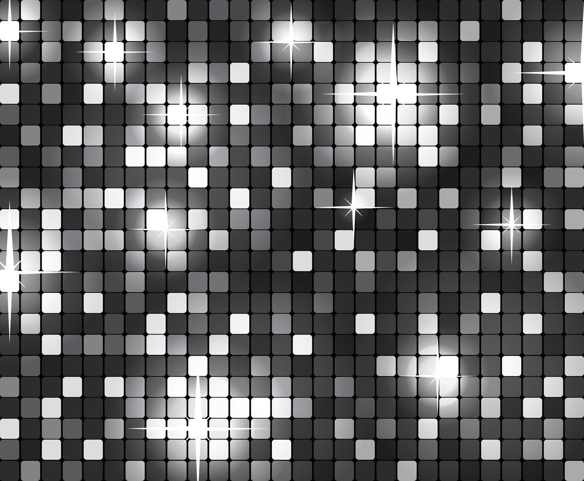 Dark Sparkle Background Vector