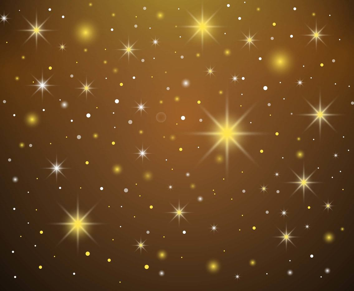 Free Abstract Star Background Vector