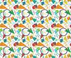 Free Colourful Backround Vector