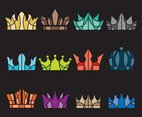 Stained Glass Crowns