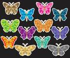 Polygon Butterflies