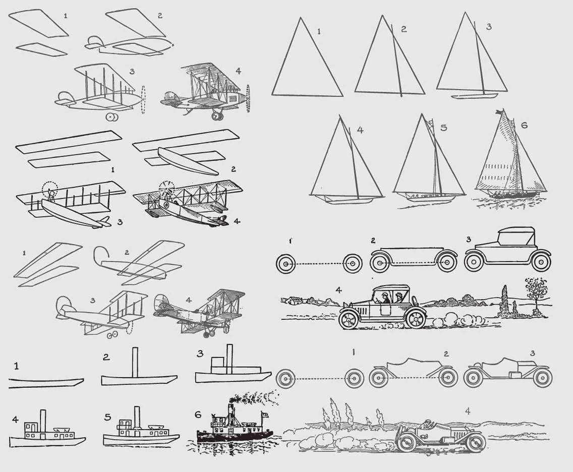 Transport Drawings