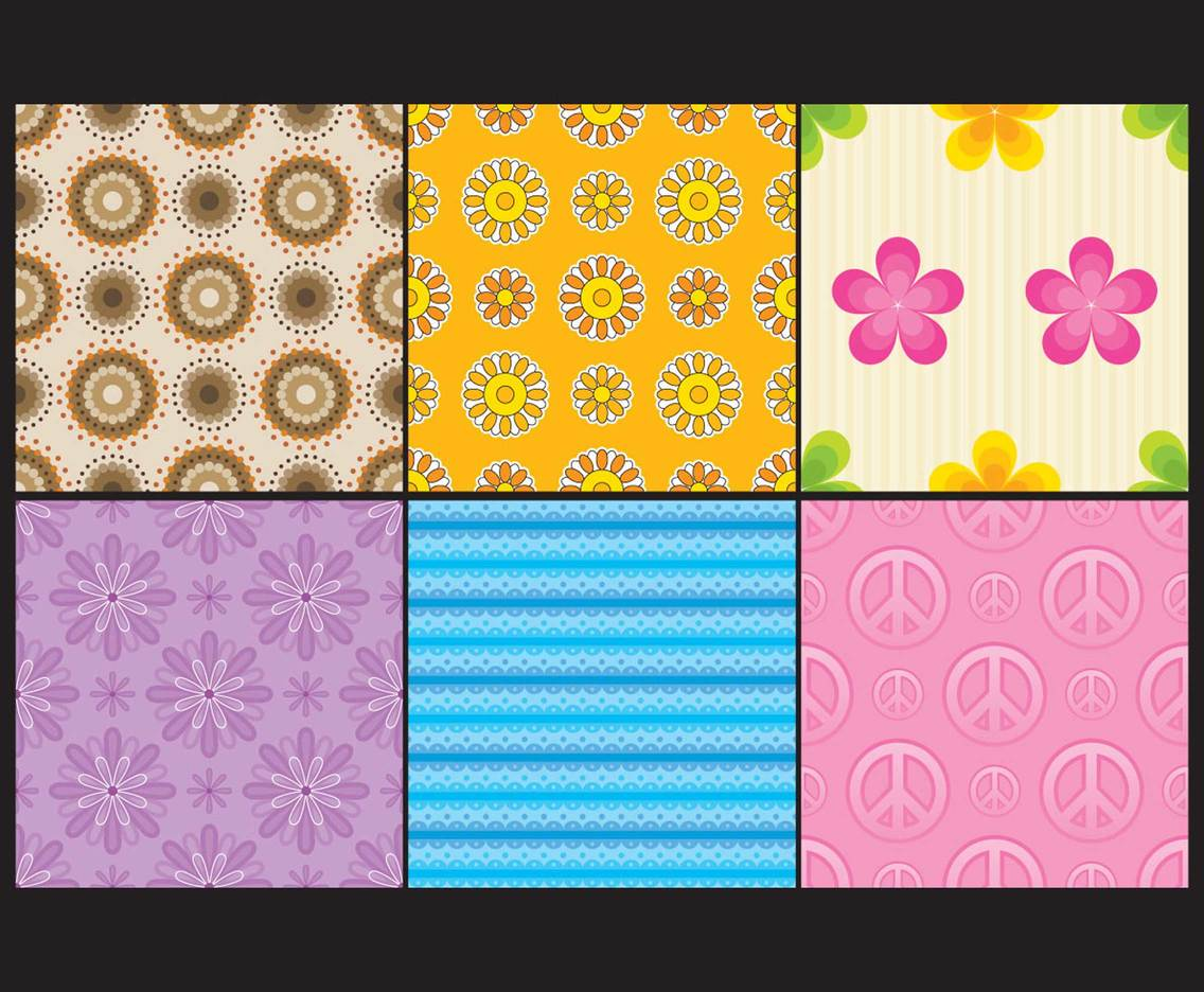 Hippie Patterns