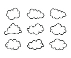 Outline Clouds