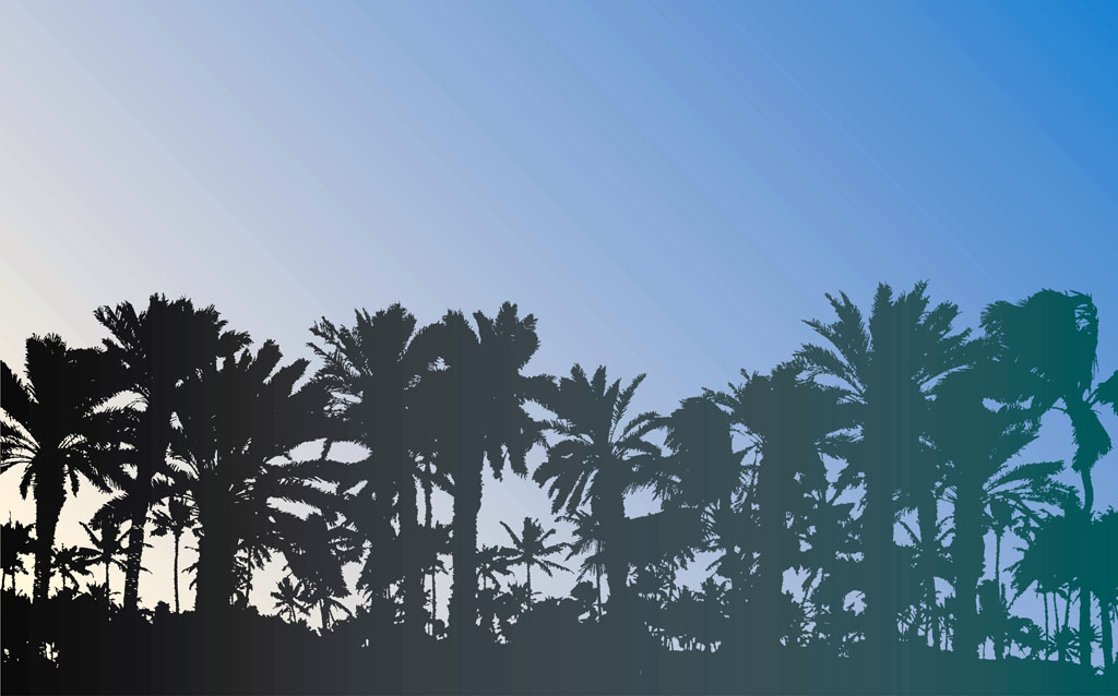 Free Palm Trees Vector
