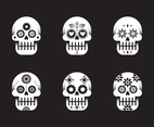 Free Mexican Skull Vector
