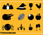 Thanksgiving Icons Graphics