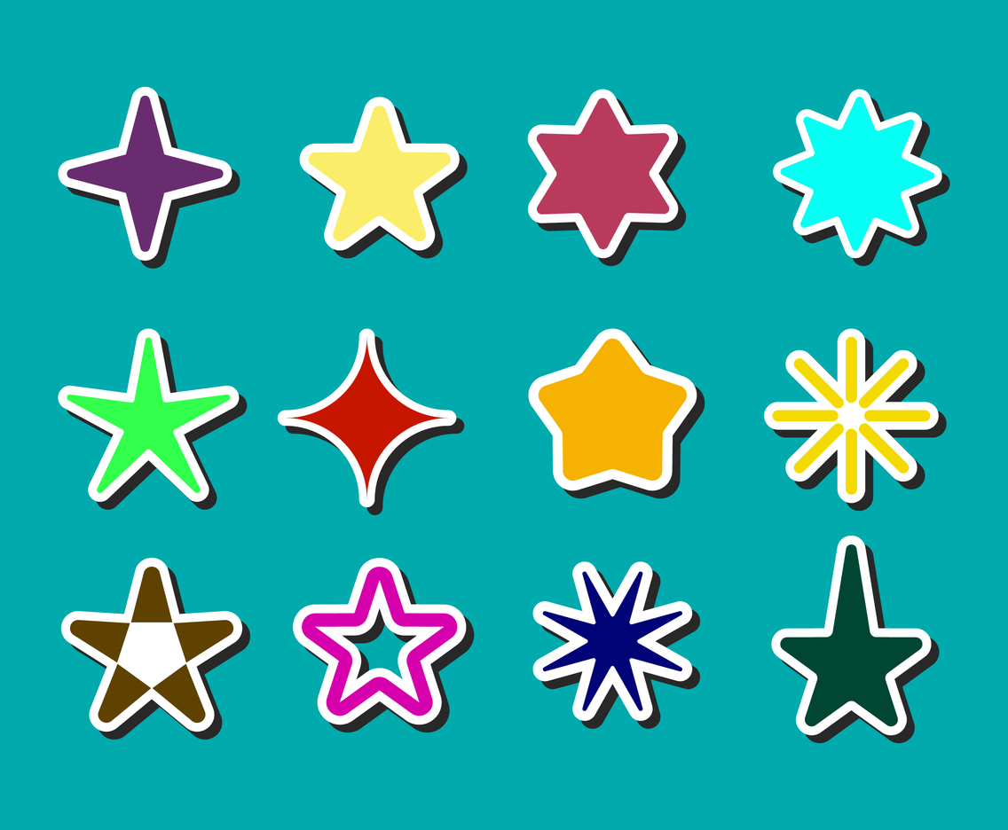 Free Star Vector
