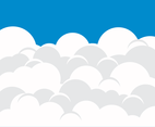 Free Cartoon Clouds Vector