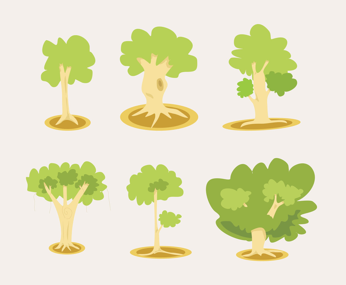 Tree Illustration Vector