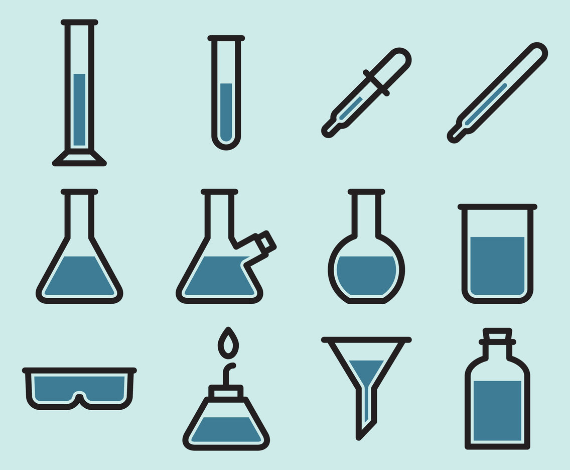 Chemistry Tool Icons