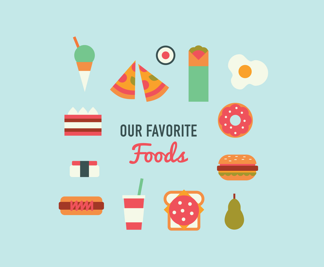Our Favorite Foods