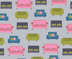 Cute Couch Pattern