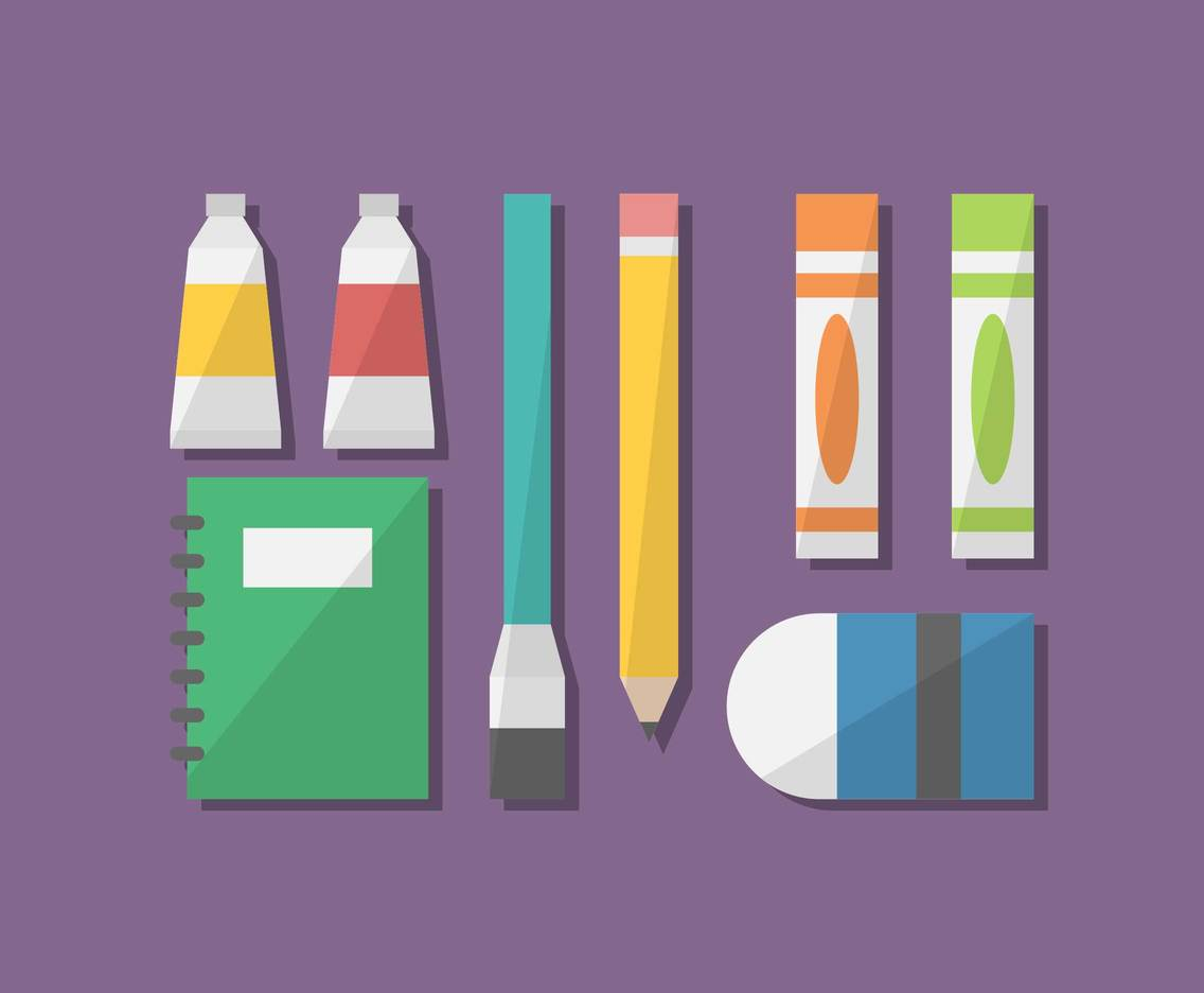 Free Stationary Vector