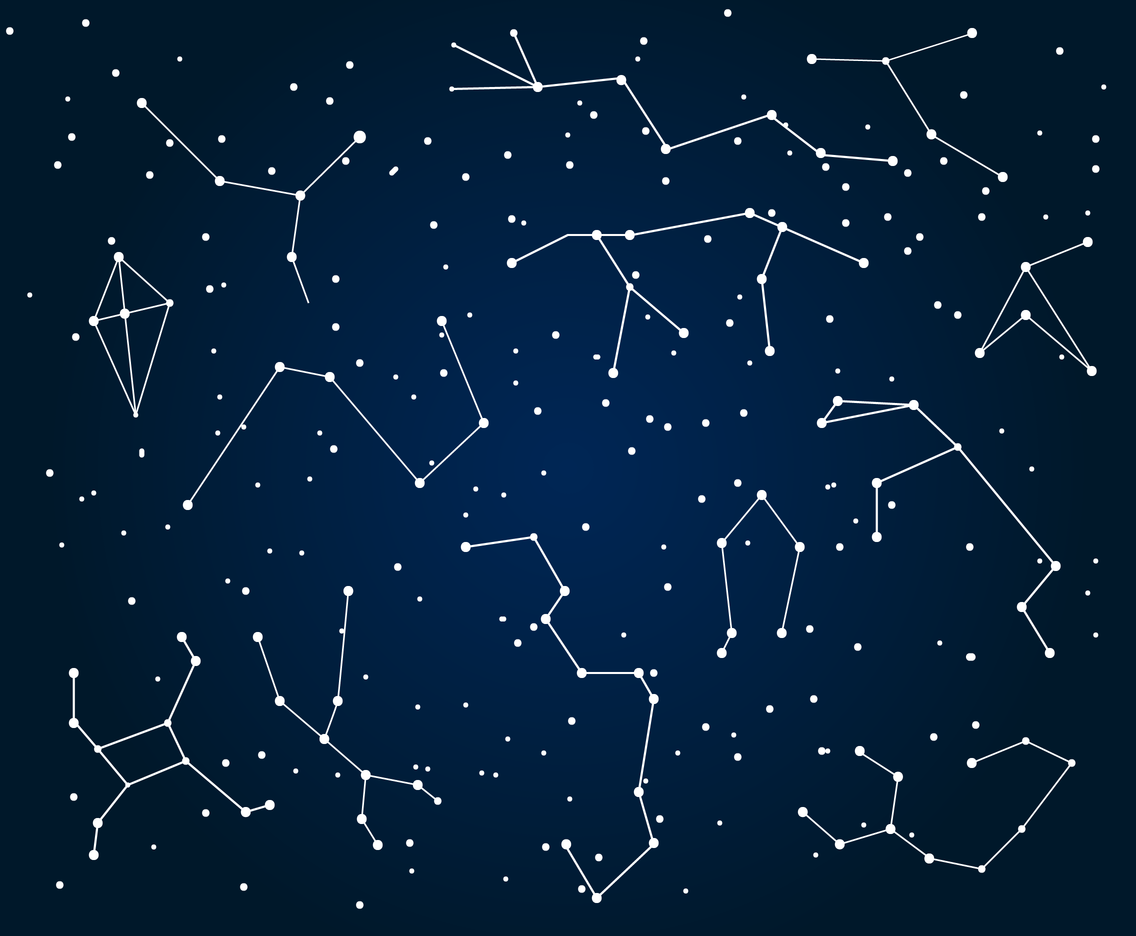 Free Constellation Vector