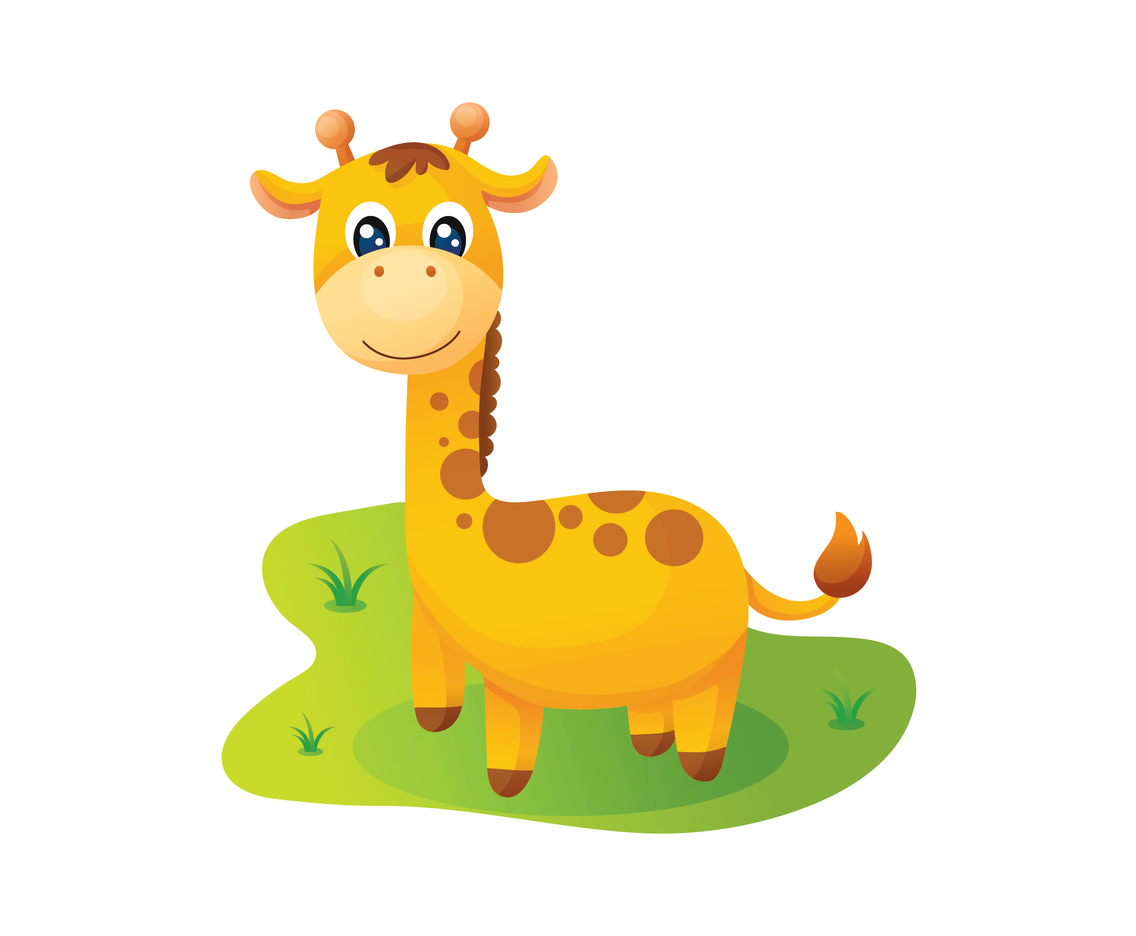 Cartoon Giraffe