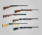 Shotgun Vector Pack