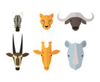 African Animals Icon