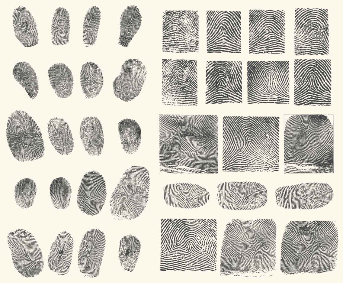 Black Fingerprints
