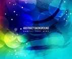 Free Vector Colorful Abstract Grunge Background