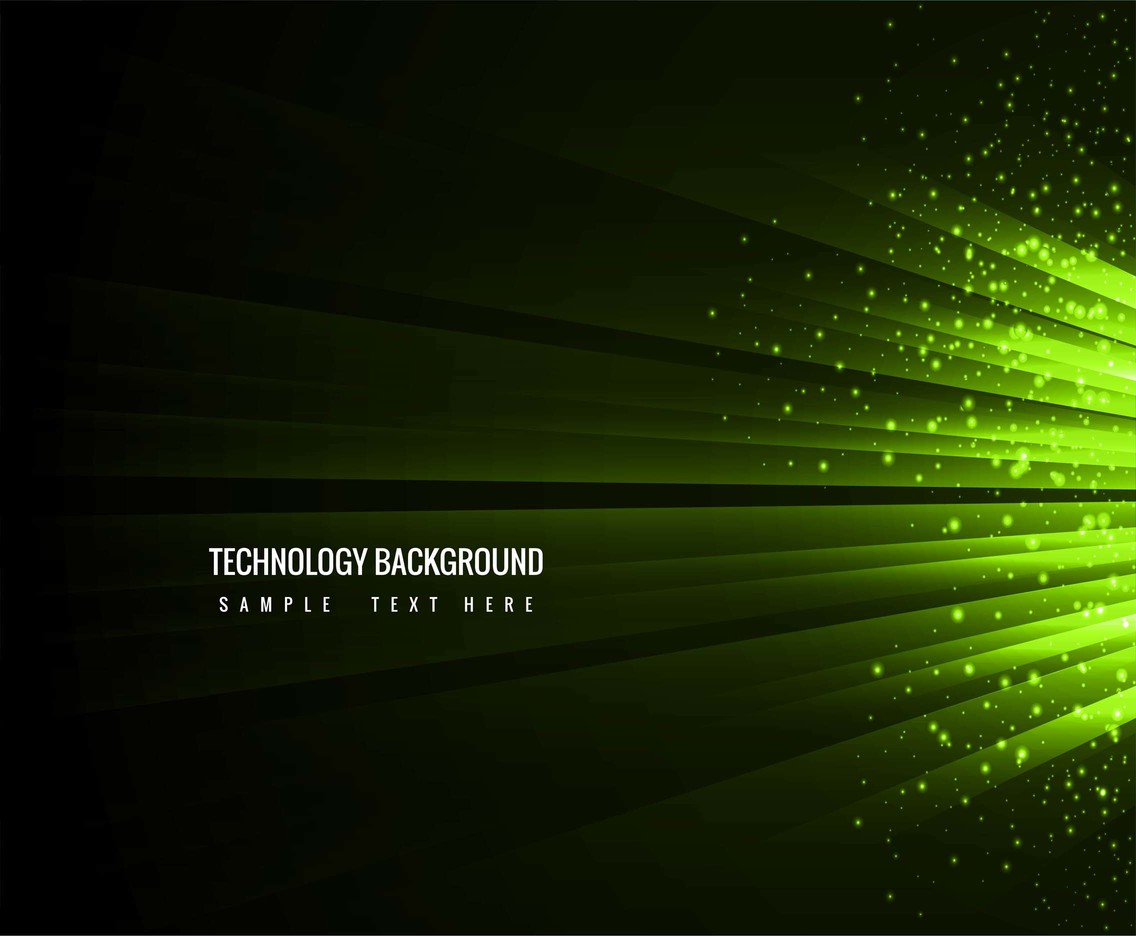 Free Vector Modern Technology Background