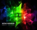 Free Vector Colorful Polygonal Background