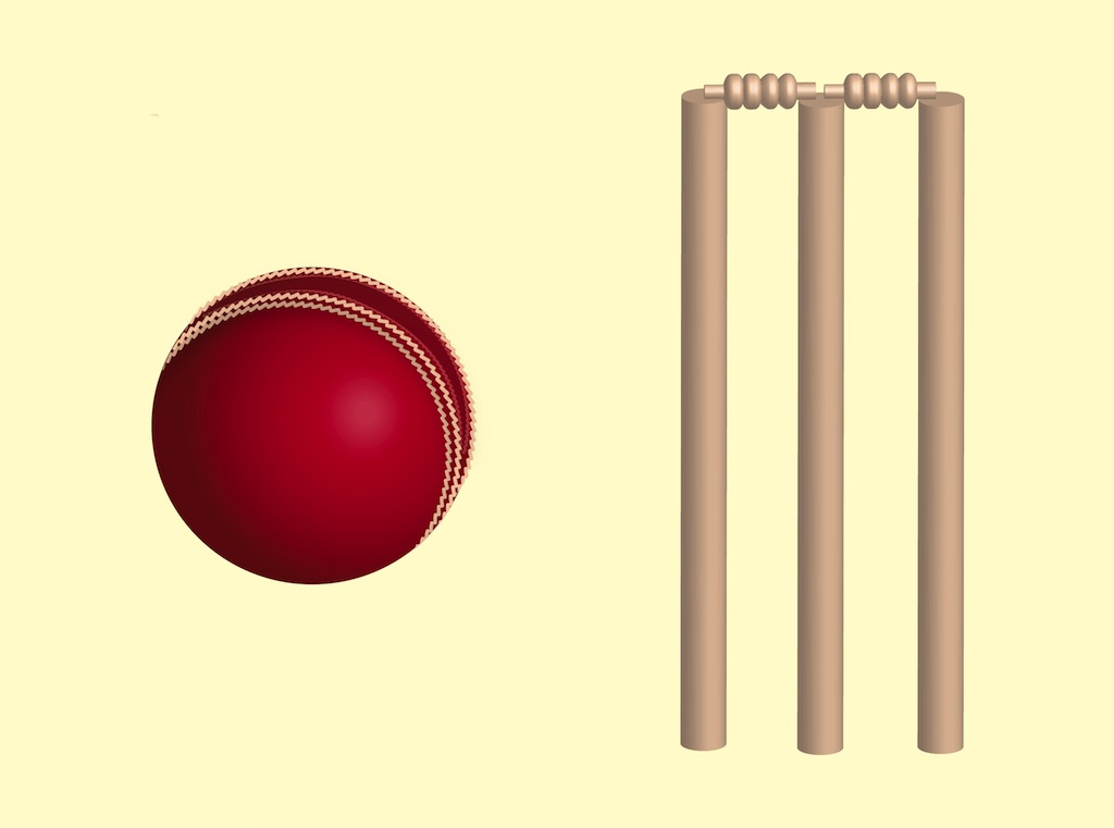 Cricket Vectors