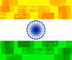 Free Indian Flag Color Background