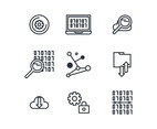 Icons for the Network