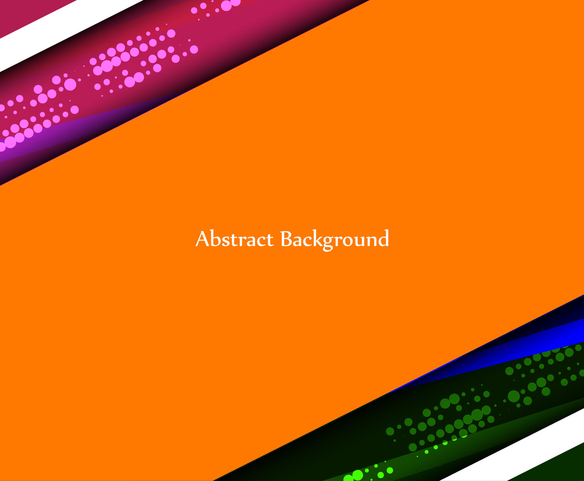 Free Vector Colorful Modern Background