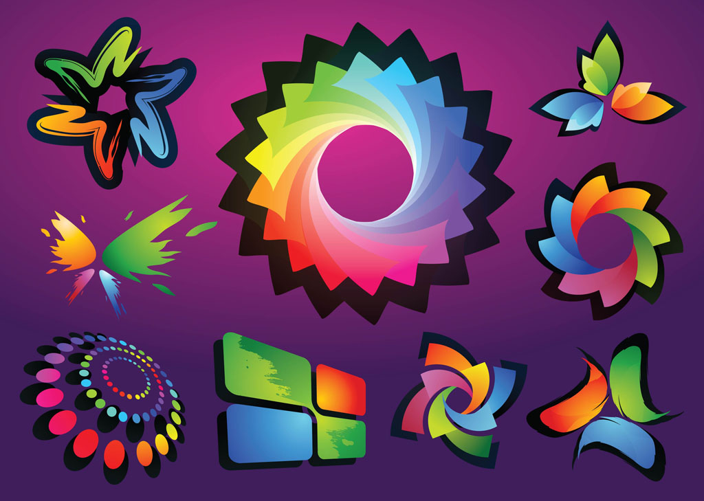 Colorful Logo Vectors