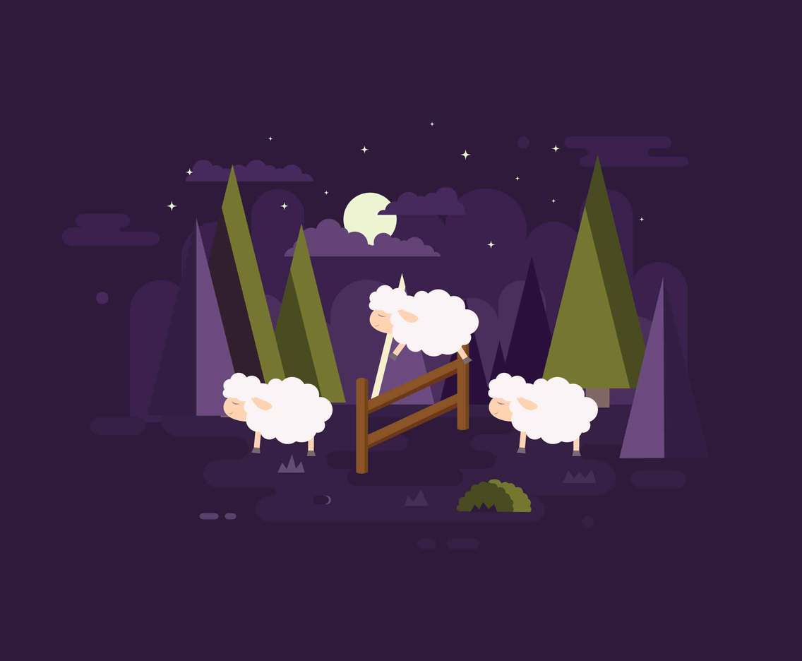 Free Sheep Illustration