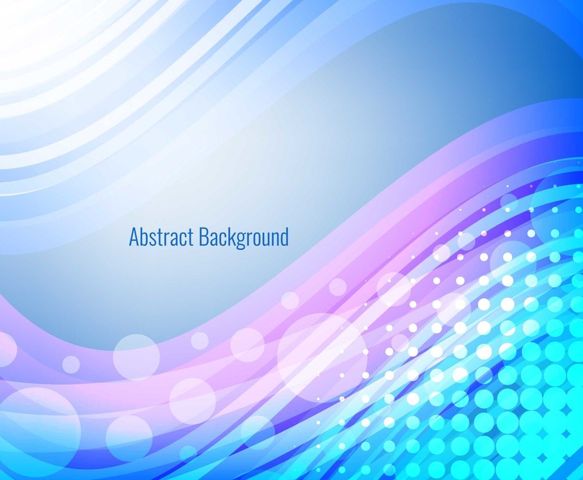 Free Vector Shiny Modern Wavy Background