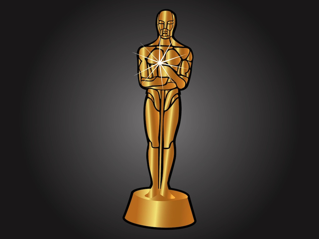 Image result for picture of bronze academy statue awards