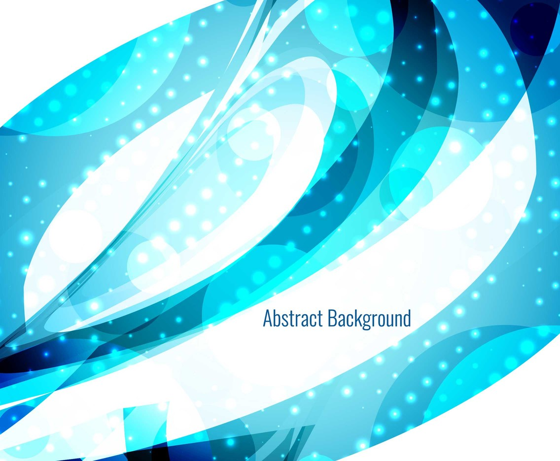 Free Vector Modern Blue Color Background